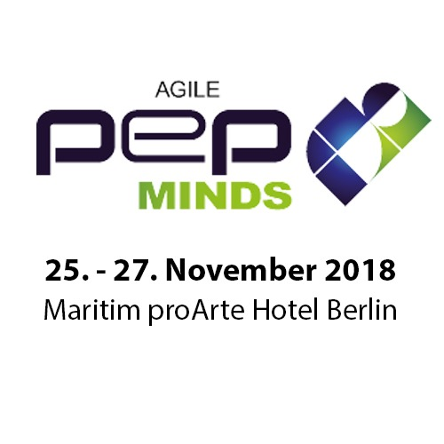 borisgloger at Agile Pep Minds 2018
