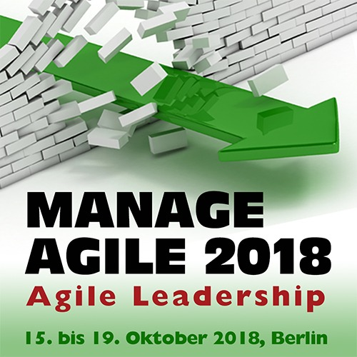 borisgloger at Manage Agile 2018