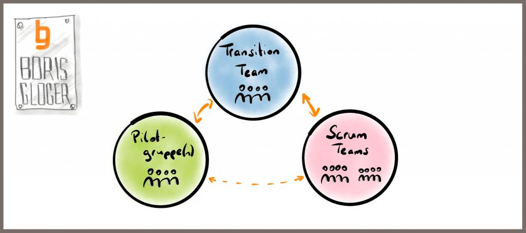 Transition-Team-Modell