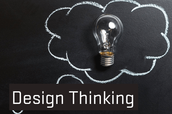 "Thinking ""out of the box"" – brainstorming in Design Thinking"