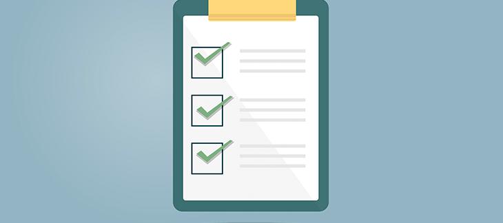 Checklist Meeting